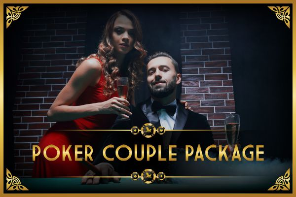 Poker Couple Package